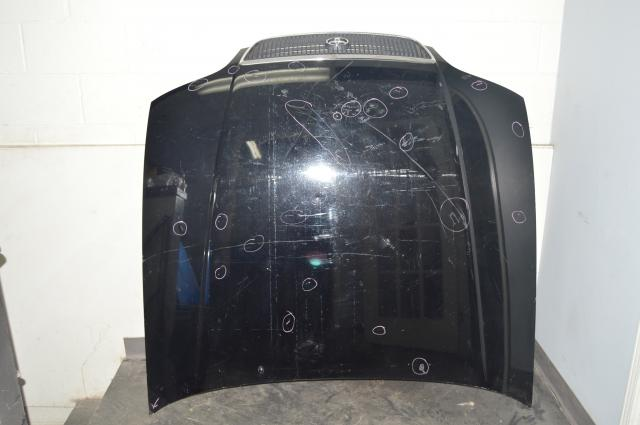 Used JDM Toyota Aristo Lexus GS 300 S140 Hood Black