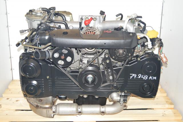 TF035 Turbo EJ205 WRX 2002-2005 AVCS-Compatible 2.0L DOHC JDM Motor Swap For Sale