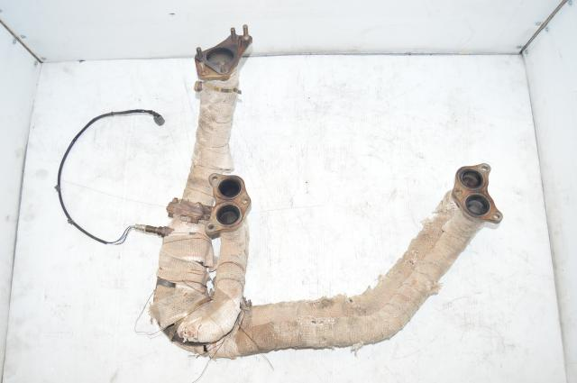 JDM Subaru WRX STi V7  Unequal Length Headers