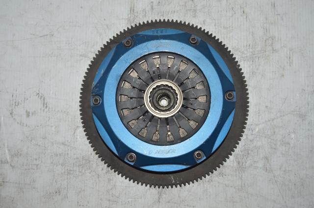 JDM Cusco Exedy Twin Disk Stage 4 Racing Heavy Duty Clutch for 6-Speed STi Transmission