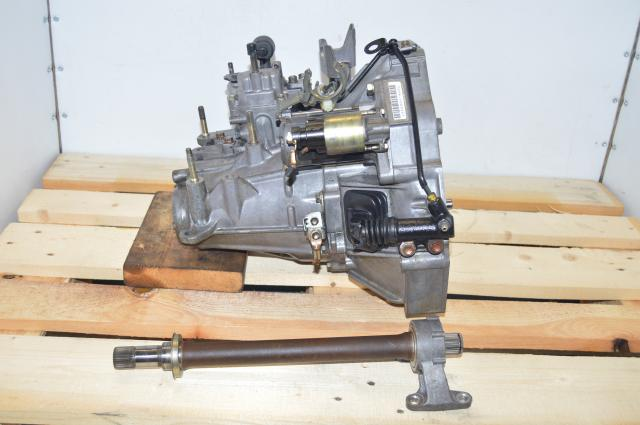 JDM Honda Accord 1999-2002 T2T4 LSD Manual Transmission Package