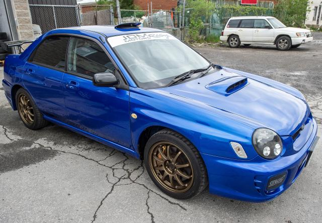 Genuine Right Hand Drive 2002 Subaru S202 STI   #132/400 (only 400 units ever produced!) , 82,000KM  (Tastefully modded: Zero Sports Rear Bumper, Roll Cage)  EJ207DW4ER Engine VF34 Turbo