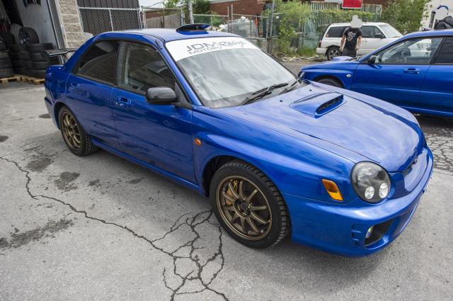 Genuine Right Hand Drive 2002 Subaru S202 STI   #025/400 (only 400 units ever produced!) , 120,000KM , 100% OEM Stock Condition,   EJ207DW4ER Engine with VF34 Turbo, TY856WB2GA Transmission