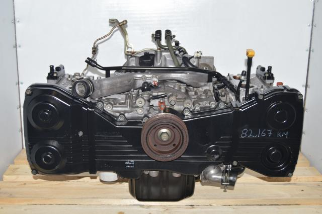 Subaru Long Block JDM EJ205 2.0L 2002-2005 DOHC Engine Swap