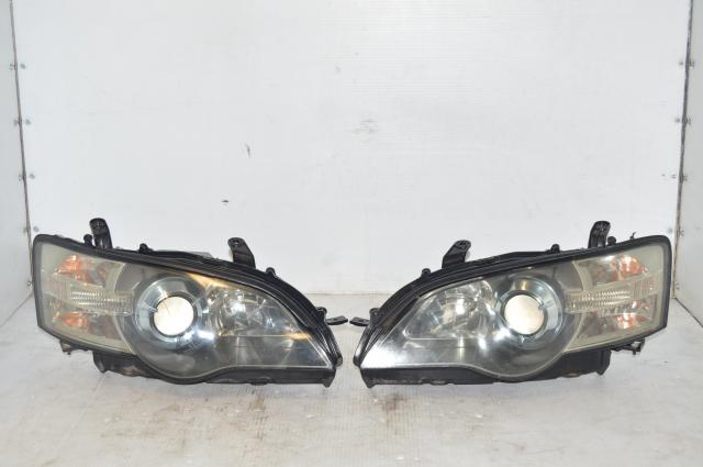 Subaru Legacy BP5 BH5 BPE JDM HID Headlights for sale 04-07