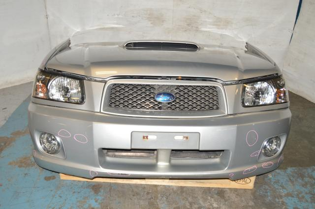 Subaru Forester SG5 2003-2005 JDM Nose Cut with Fogs, Grill, Fenders, Headlights