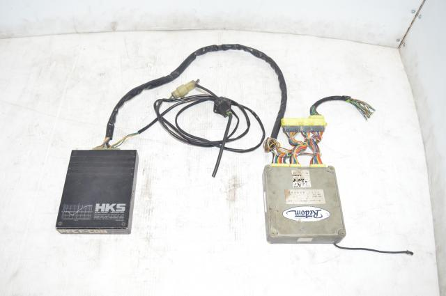 RE-Amemiya RX7 FD3S ECU w/HKS PFC-F-CON Fuel Management Piggyback