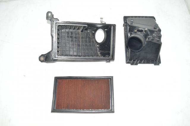 Subaru WRX STi Used Intake Air Box w/Filter and Assembly