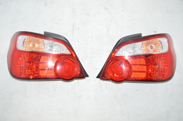 Subaru JDM Version 8 Impreza WRX STI Sedan Tail Lights