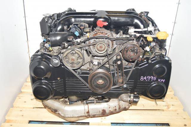 JDM EJ20X Twin Scroll VF38 Turbocharged DOHC Subaru Legacy 2004-2005 Motor Swap For Sale