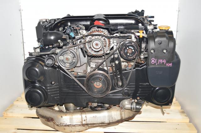 Subaru Legacy JDM 2008-2014 Manual EJ20Y / EJ255 Twin Scroll Turbocharged Engine (replacement for ej255 08-14 wrx, forester and legacy engines)