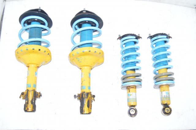 JDM Bilstein Suspension w/Prova Springs for Subaru Legacy GT and Outback Models 2005-2009