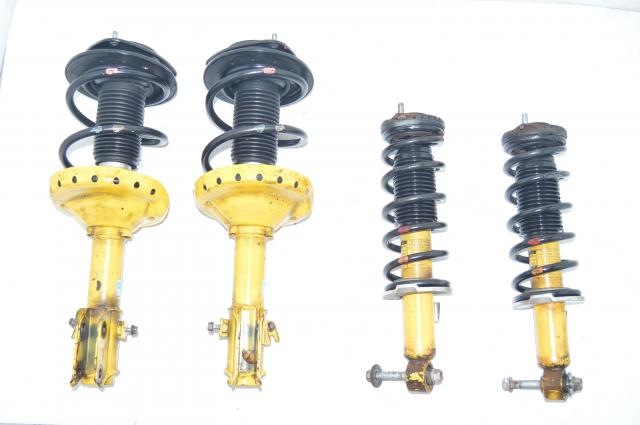 Subaru Legacy and Outback Bilstein Suspension Upgrade for GT and XT 2005-2009