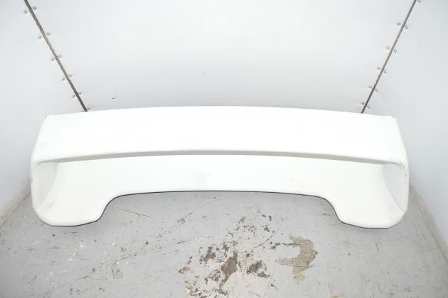 Used Subaru WRX STi 2002-2007 White Spoiler / Wing For Sale