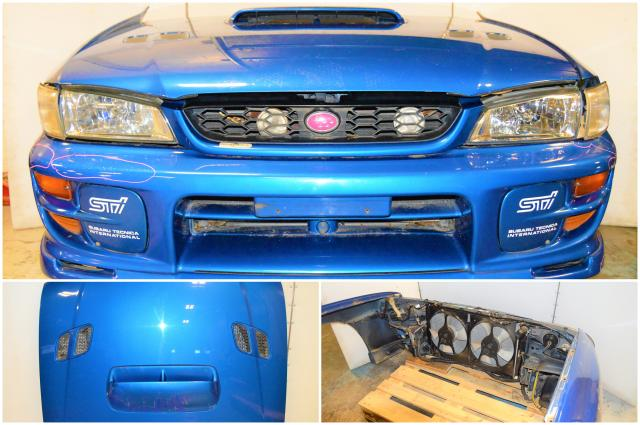 JDM Impreza STi GC8 Version 5/6 1998-2000 Front End Conversion for Sale