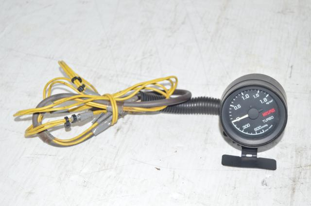 Rare Old Style NISMO JDM Boost Gauge for Boosted Nissan Applications