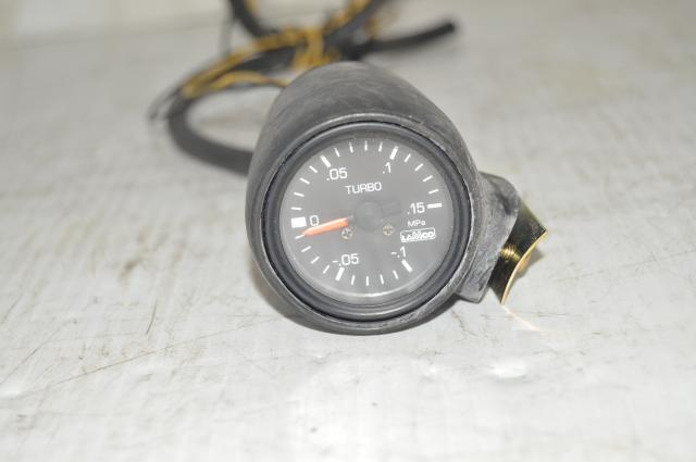 Subaru OEM Lamco Steering Pod Boost Gauge for 02-07