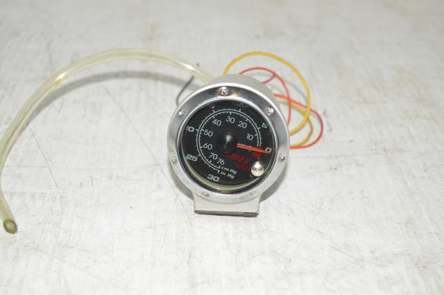 JDM Timex 30PSI Mechanical Boost Gauge