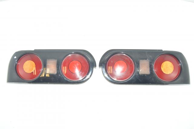 Nissan Skyline R32 GTR Black Tail Lights For Sale 1989-1994