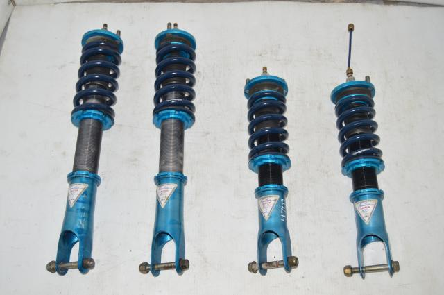 JDM Honda S2000 Zeal Super Function Fully Adjustable Suspension Set Front Rear