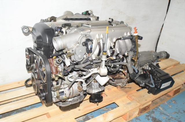 1JZ GTE VVTi Toyota Motor Swap 2500 Turbocharged with 3F Automatic Transmission