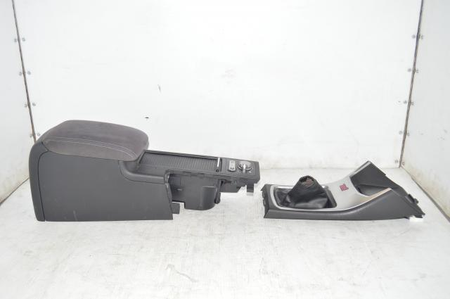 2008-2014 GR STI Center Console, Shifter Trim and SI Drive Assembly