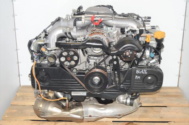 Used Subaru Impreza 2006-2008 EJ253 AVLS SOHC NA Engine Swap for Sale with EGR