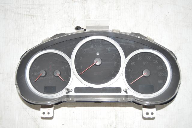 Version 8 STI 180kmph Instrument Cluster for GD