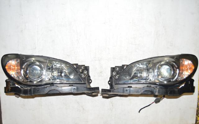 JDM Subaru WRX STI Version 9 HID Projector Headlights  2006-2007