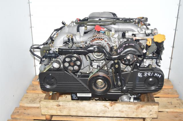 Impreza RS 2004 Subaru Used EJ203 SOHC Replacement NA Long Block Motor for Sale