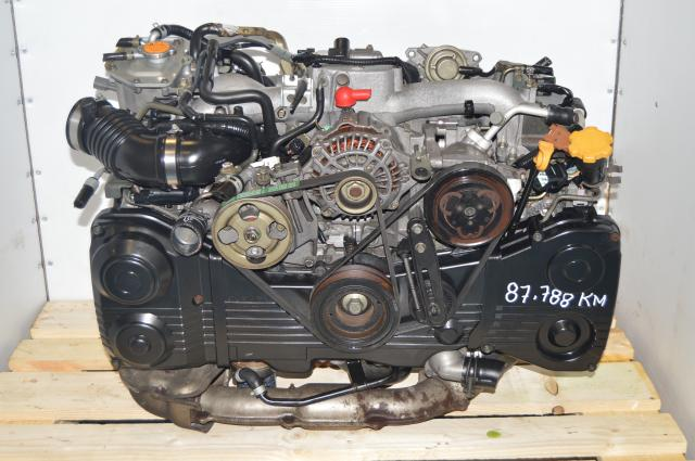 WRX 2.0L GD 2002-005 AVCS EJ205 with VF24 Turbo DOHC Motor Replacement