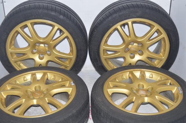 Version 7 Gold Mags Wrx Sti 2002- 2007 Applications