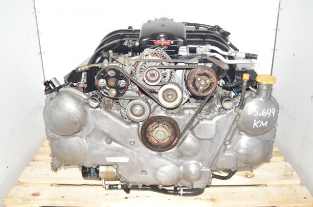 Used Subaru Legacy BPE H6 EZ30R JDM Flat 6 Cylinder 3.0L AVCS Engine for Sale
