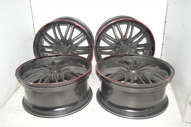 Used JDM Subaru 5x114.3 DAI 18x8 Mags for Sale