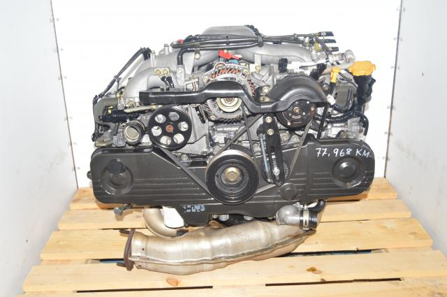 JDM Replacement Subaru Impreza SOHC NA EJ203 2.0L Engine for USDM EJ253 2.5L Motor