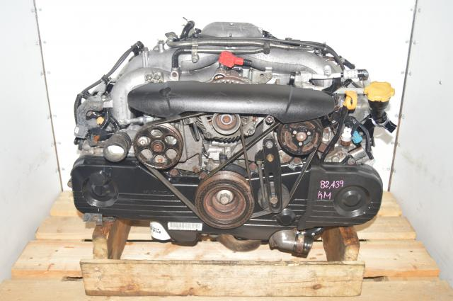 JDM Subaru Impreza RS / TS EJ253 2.5L AVLS SOHC Naturally Aspirated Non-Turbocharged Motor for Sale