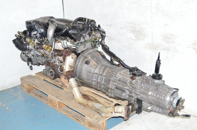 BNR32 GTR 5MT GETRAG Tranmission w/o Rear Diff Sold AS IS