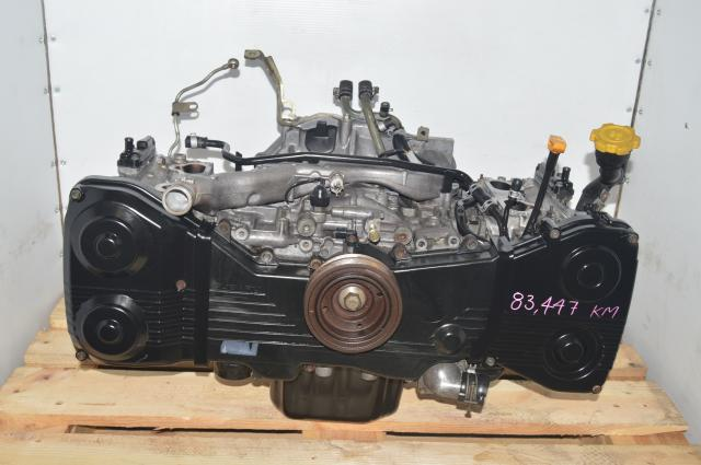 Used Subaru EJ205 DOHC Turbo 2.0L Longblock Replacement Motor for sale