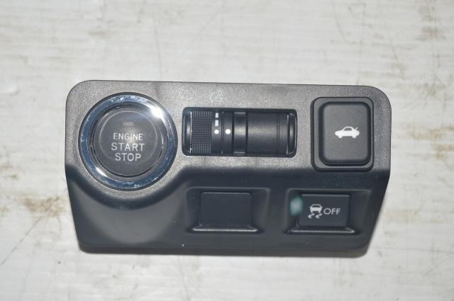 JDM Subaru WRX STI VA Start Button for LHD or RHD Cars for 2015+ Models