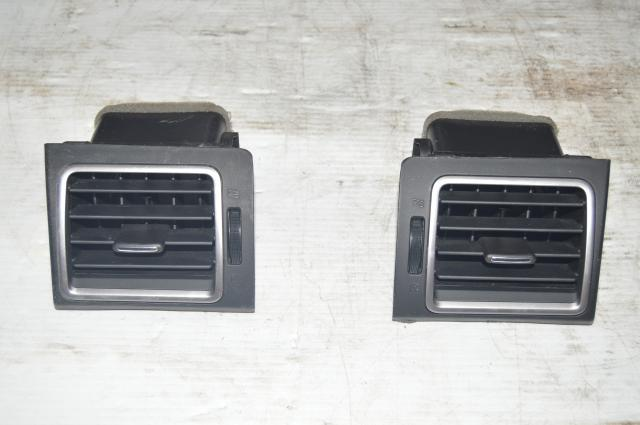 Subaru WRX & STI Driver and Passenger Side Vents for 2015+ VA Applications 66110FJ030