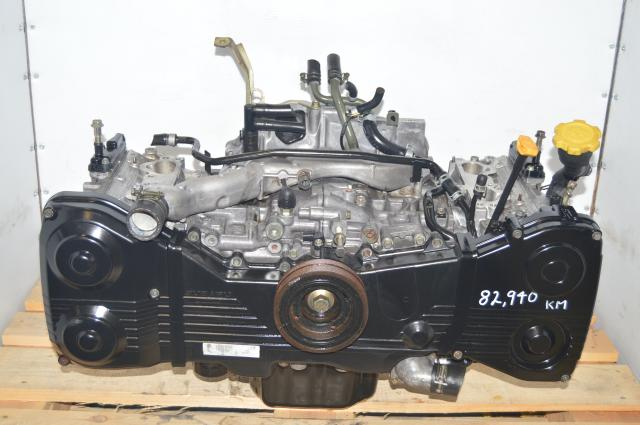 Subaru WRX 2002-2005 Replacement 2.0L JDM EJ205 DOHC Motor Long Block for Sale