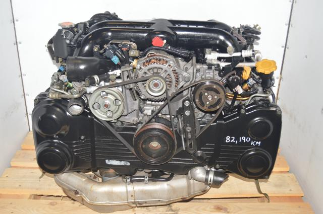 JDM Twin Scroll EJ20X 2.0L Subaru Legacy 2004-2005 GT Engine for Sale