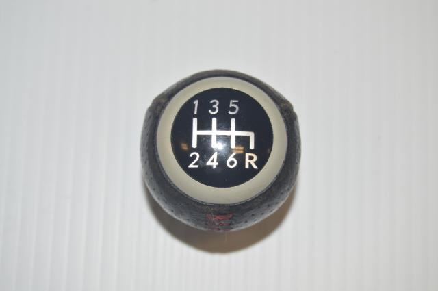 Subaru WRX STI 6MT OEM Shift Knob for 2002-2007 6MT Transmission