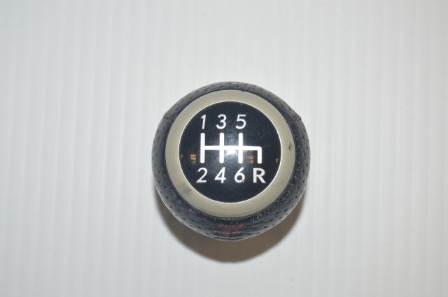 JDM Subaru WRX STI Shift Knob for 6-Speed STI Transmission