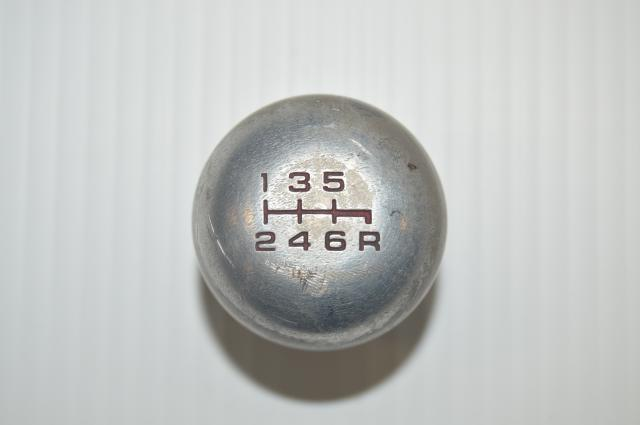 JDM Honda Integra Type R DC5R Titanium Weighted Shift Knob for 6MT H-Pattern Applications 2002-2007