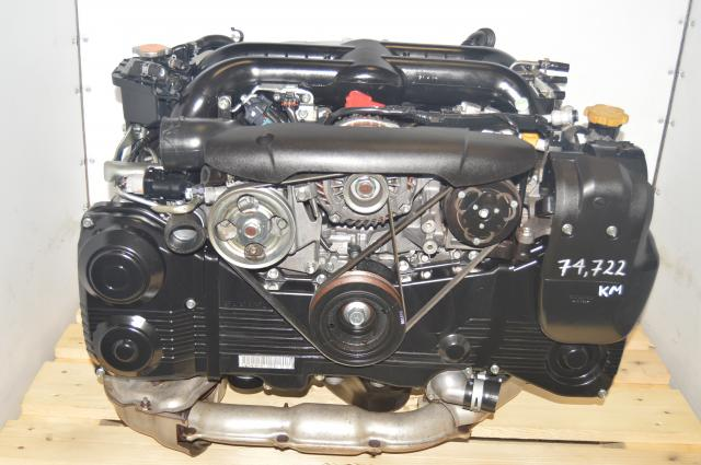 EJ205HRJME JDM WRX 2006+ Used Subaru DOHC 2.0L Engine for Sale