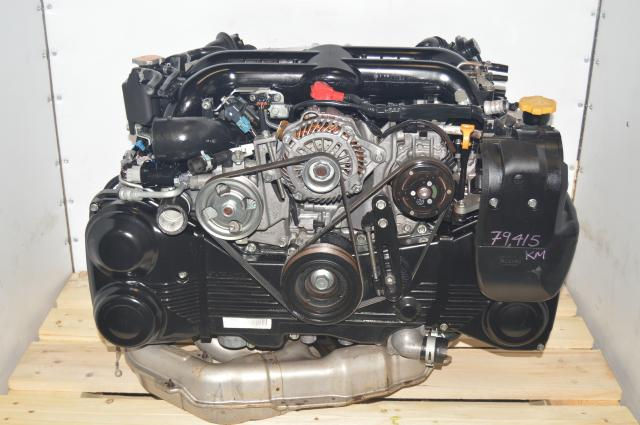 Used Subaru WRX / Forester / Legacy 2008-2014 EJ20Y/EJ255 Replacement 2.0L DOHC Engine