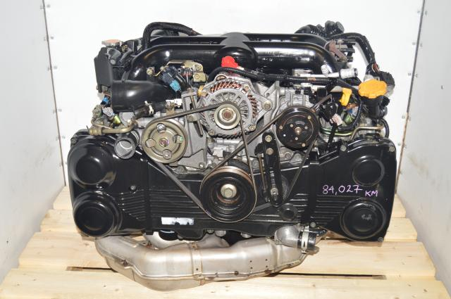 JDM Twin Scroll 2.0L EJ20X 2004-2005 Legacy DOHC Motor for Sale
