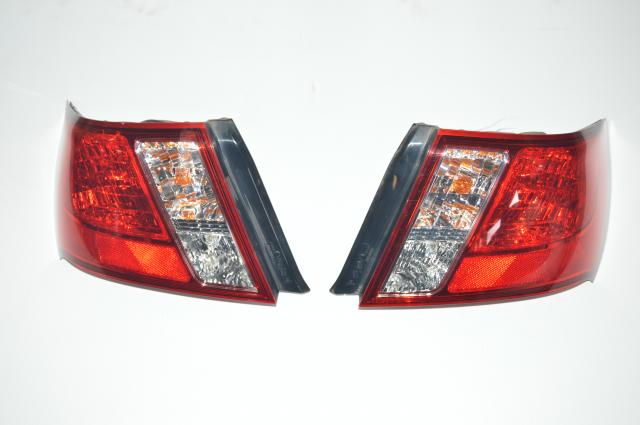 Subaru WRX & STI Rear Tail Lights for 2008-2014 GVB GEB Sedans