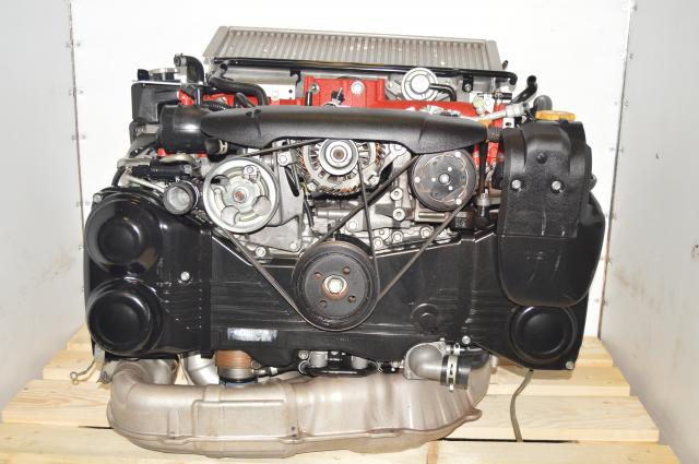 Used STi 2008-2014 GRB JDM EJ207 Twin-Scroll 2.0L Engine Swap with Dual-AVCS and Turbocharger for Sale